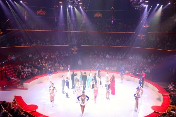 Au cirque d'hiver