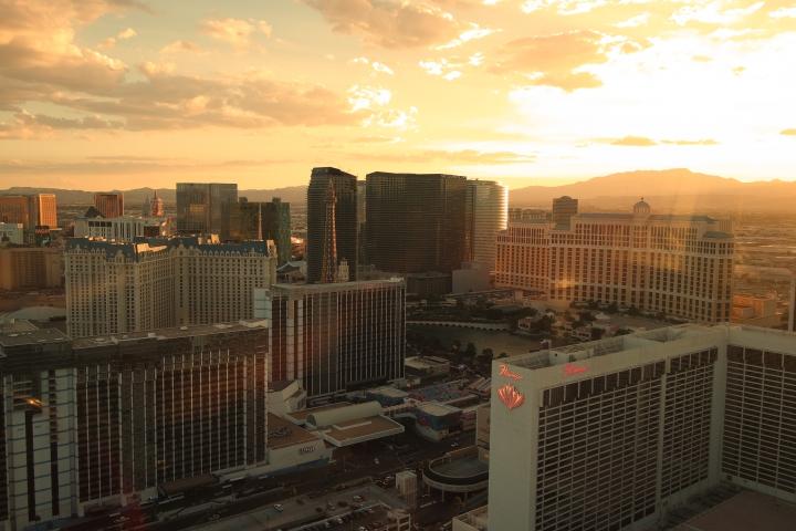 Road trip aux Etats Unis : Las Vegas
