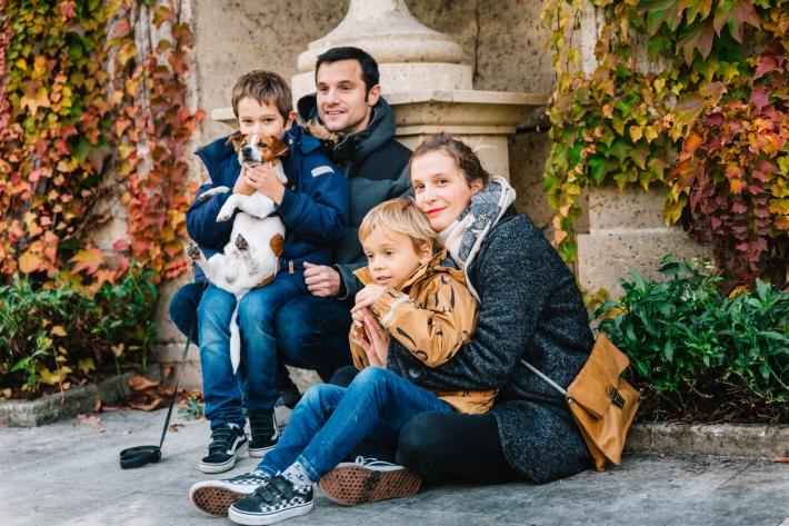 Se faire tirer le portrait en famille avec myshootingbox