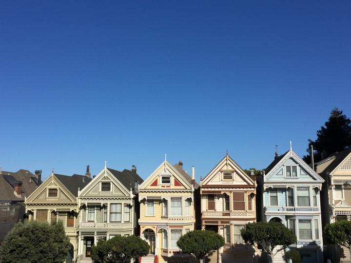 Road trip aux Etats Unis : San Francisco