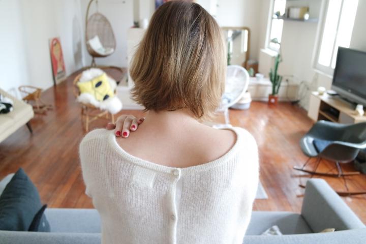 Look … le pull roudoudou