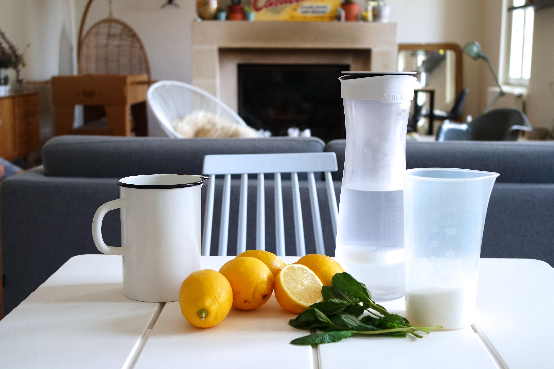 Une recette de citronnade simple et rapide !