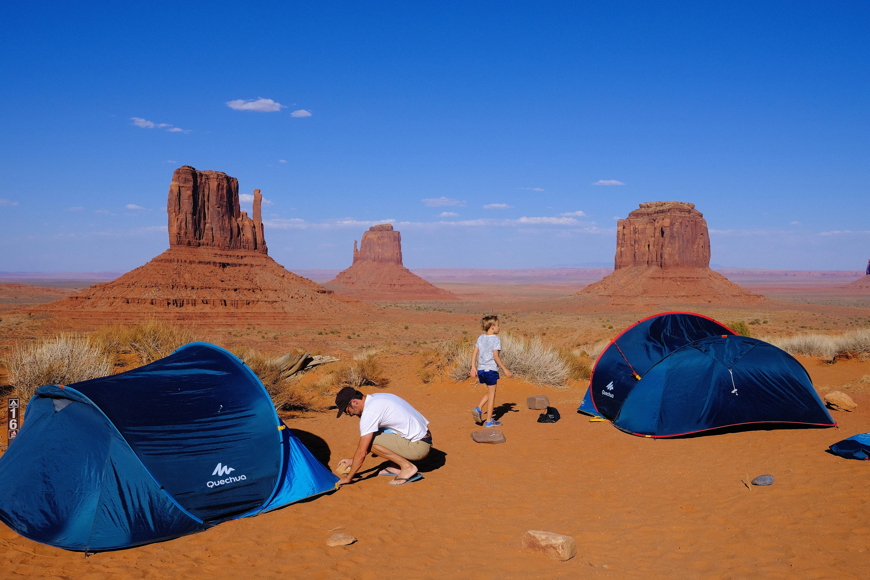 Direction Monument Valley : notre road trip en famille
