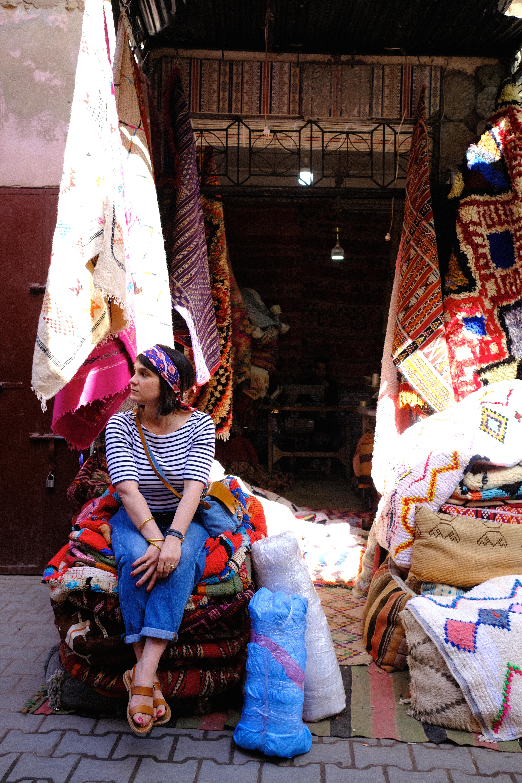 Un long week-end à Marrakech : city guide