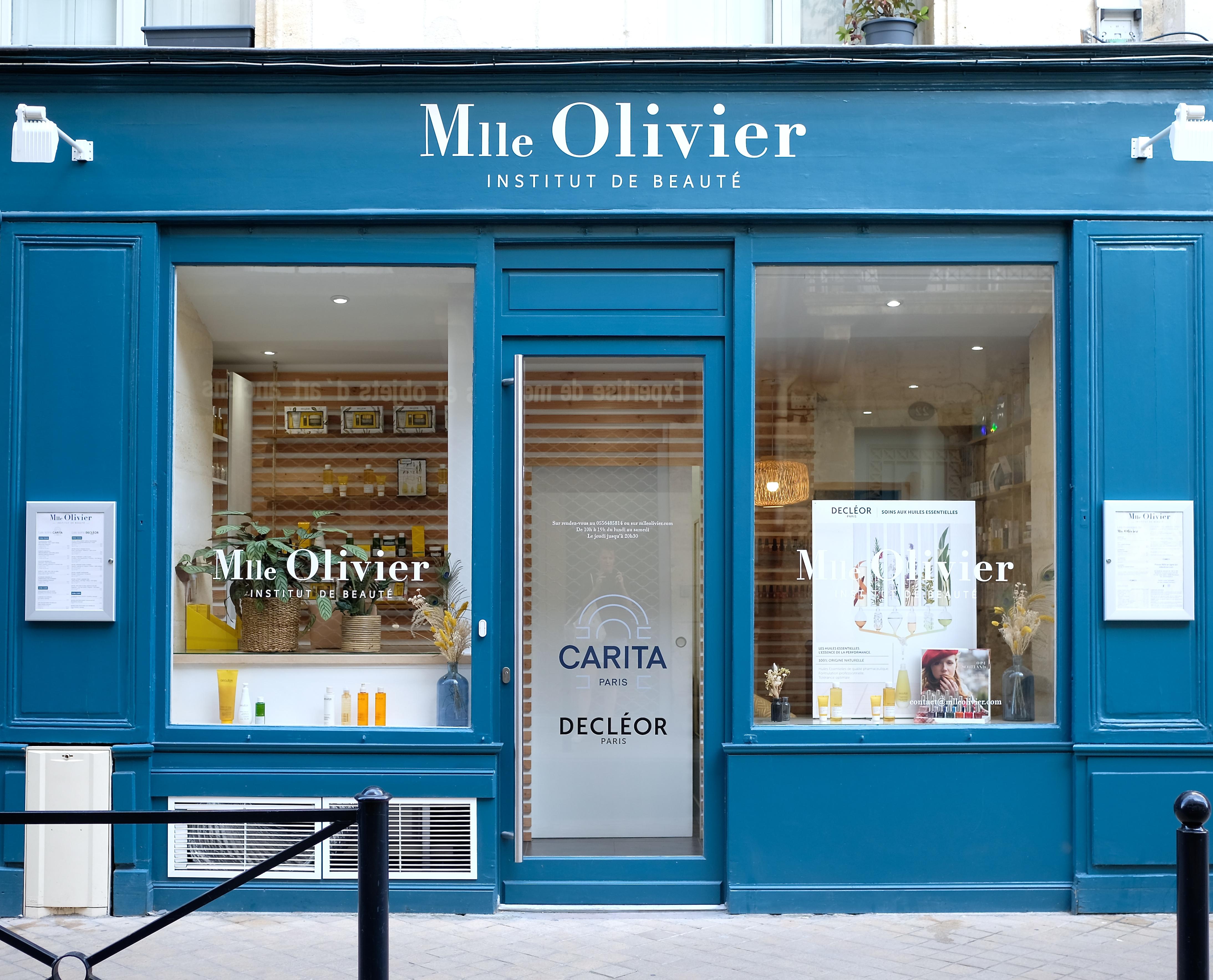 Mlle Olivier, la pause bien-être au cœur des Chartrons